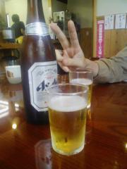 那珂湊でビール