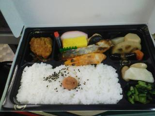 東京駅の幕の内弁当